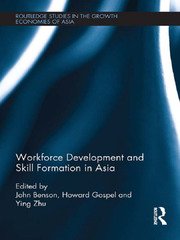 Workforce Development and Skill Formation in Asia - 1st Edition book cover