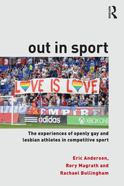 Out in Sport - 1st Edition book cover
