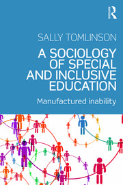 A Sociology of Special and Inclusive Education - 1st Edition book cover