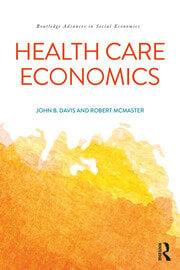 Health Care Economics - 1st Edition book cover