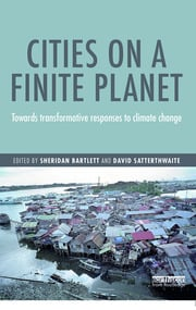 Cities on a Finite Planet - 1st Edition book cover