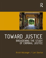 Toward Justice - 1st Edition book cover
