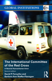 The International Committee of the Red Cross - 2nd Edition book cover