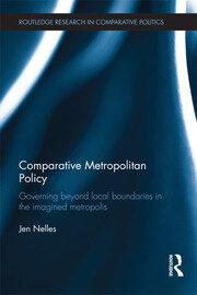 Comparative Metropolitan Policy - 1st Edition book cover