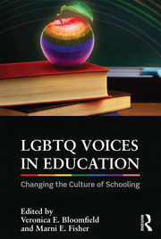 LGBTQ Voices in Education - 1st Edition book cover