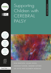 Supporting Children with Cerebral Palsy - 2nd Edition book cover