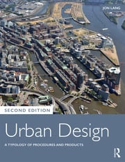 Urban Design : A Typology of Procedures and Products - 2nd Edition book cover