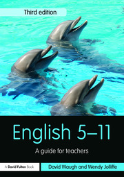 English 5-11 - 3rd Edition book cover