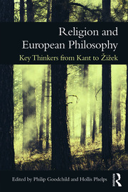 Religion and European Philosophy - 1st Edition book cover