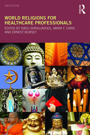 World Religions for Healthcare Professionals - 2nd Edition book cover