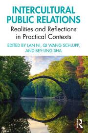 Intercultural Public Relations - 1st Edition book cover