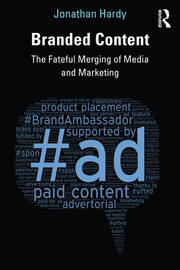 Branded Content - 1st Edition book cover