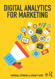 Digital Analytics for Marketing - 1st Edition book cover