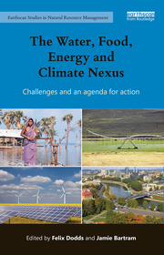 The Water, Food, Energy and Climate Nexus - 1st Edition book cover