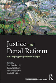 Justice and Penal Reform - 1st Edition book cover