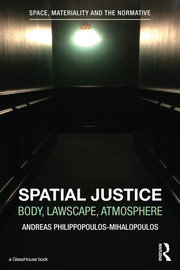 Spatial Justice - 1st Edition book cover