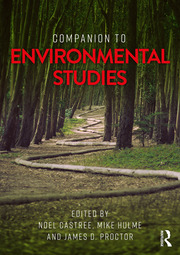 Companion to Environmental Studies - 1st Edition book cover