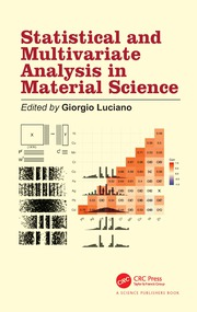 Statistical and Multivariate Analysis in Material Science - 1st Edition book cover