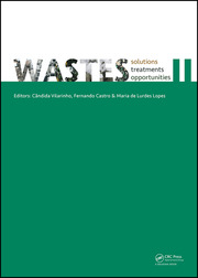 WASTES – Solutions, Treatments and Opportunities II: Selected Papers from the 4th Edition of the International Conference on Wastes: Solutions, Treatments and Opportunities, Porto, Portugal, 25-26 September 2017