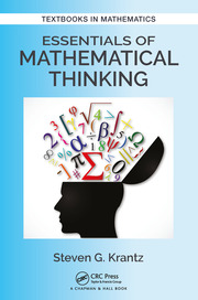 Essentials of Mathematical Thinking - 1st Edition book cover