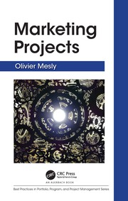 Marketing Projects -  1st Edition book cover