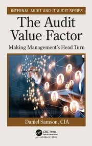 The Audit Value Factor - 1st Edition book cover