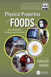Physical Properties of Foods - 1st Edition book cover