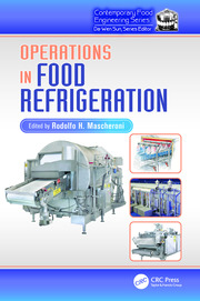 Operations in Food Refrigeration - 1st Edition book cover