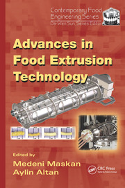 Advances in Food Extrusion Technology - 1st Edition book cover