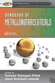 Handbook of Metallonutraceuticals
