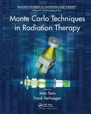 Monte Carlo Techniques in Radiation Therapy - 1st Edition book cover