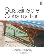 Sustainable Construction - 2nd Edition book cover