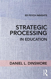 Strategic Processing in Education - 1st Edition book cover