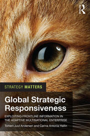 Global Strategic Responsiveness - 1st Edition book cover