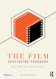 The Film Developing Cookbook - 2nd Edition book cover