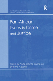 Pan-African Issues in Crime and Justice - 1st Edition book cover