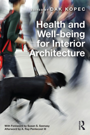 Health and Well-being for Interior Architecture - 1st Edition book cover