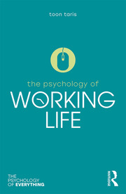 The Psychology of Working Life - 1st Edition book cover