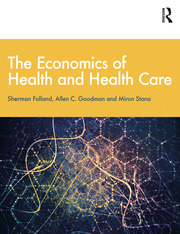 The Economics of Health and Health Care - 8th Edition book cover