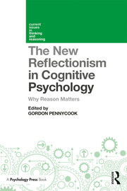 The New Reflectionism in Cognitive Psychology - 1st Edition book cover