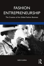 Fashion Entrepreneurship - 1st Edition book cover