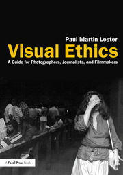Visual Ethics - 1st Edition book cover