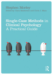 Single Case Methods in Clinical Psychology - 1st Edition book cover
