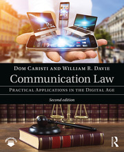 Communication Law - 2nd Edition book cover
