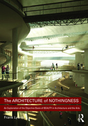 The Architecture of Nothingness - 1st Edition book cover