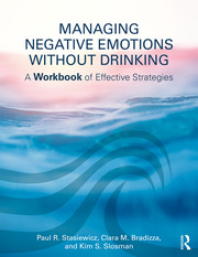 Managing Negative Emotions Without Drinking - 1st Edition book cover