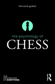 The Psychology of Chess - 1st Edition book cover
