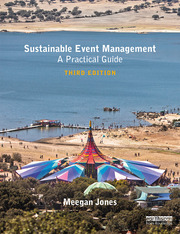 Sustainable Event Management - 3rd Edition book cover