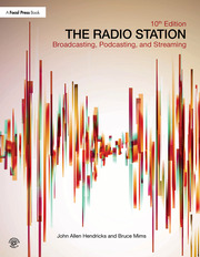 The Radio Station - 10th Edition book cover