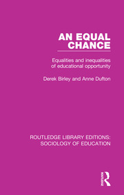 An Equal Chance - 1st Edition book cover